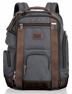Рюкзак Tumi 222389AT2 Alpha Bravo Shaw Deluxe Brief Pack 15
