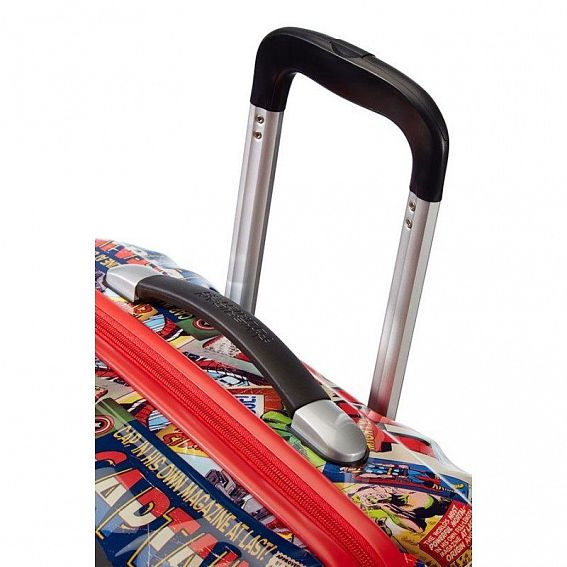 Чемодан American Tourister 21C*008 Marvel Legends Spinner 75/28 Alfatwist