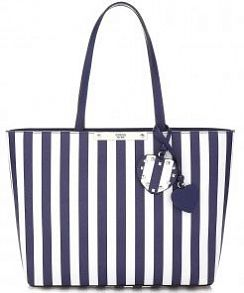 Сумка Guess HWST6693230BUS Britta Striped Shopper