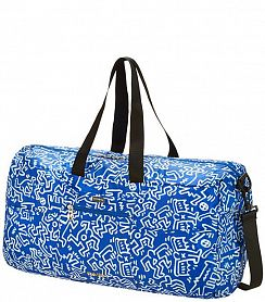 Сумка складная Samsonite U23*17610 Keith Haring Collection Foldaway Duffle