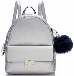 Рюкзак Guess HWMG6967320SIL Varsity Pop Metal-Look Backpack
