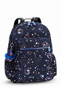 Рюкзак Kipling K2130538M Seoul Up Printed Large Backpack With Laptop Protection