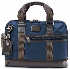 Сумка для ноутбука Tumi 222610NVY2 Alpha Bravo Earle Compact Brief