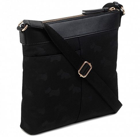 Сумка плечевая Radley 15771 Black Cross Body Bag