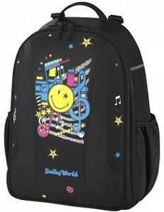 Рюкзак Herlitz 11350634 be.bag Airgo SmileyWorlds Pop