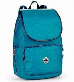 Рюкзак Kipling K0606502Z Cayenne Gloss Small Backpack