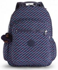 Рюкзак Kipling K2131628T Seoul Go Large Backpack with Laptop Protection