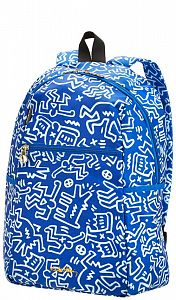 Рюкзак Samsonite U23*17611 Keith Haring Collection Foldaway Backpack