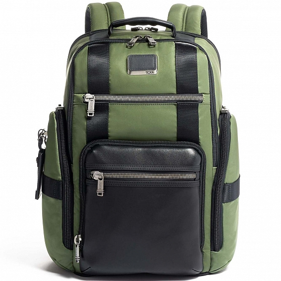 Рюкзак Tumi 232389FT Alpha Bravo Sheppard Deluxe Brief Pack