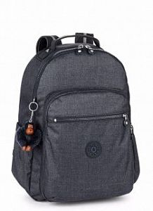 Рюкзак Kipling K21305F68 Seoul Up Large Backpack With Laptop Protection