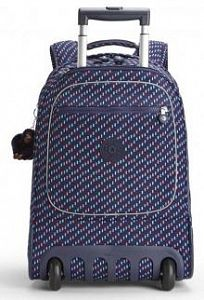Рюкзак на колесах Kipling K1535928T Clas Soobin L Essential Large Backpack