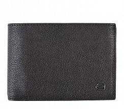Портмоне Piquadro PU1392B3R/TM Black Square