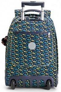 Рюкзак на колесах Kipling K1535925W Clas Soobin L Essential Large Backpack
