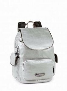 Рюкзак Kipling K1562524M City Pack S Metallic Premium Small Backpack