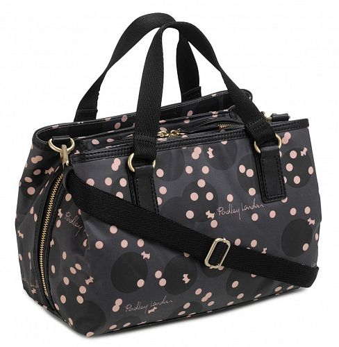Сумка Radley 13546 Dark Grey Clouds Hill Medium Multi-Compartment Multiway