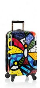 Чемодан Heys 16049 Britto Butterfly S Exp