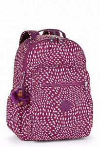 Рюкзак Kipling K21305Z21 Seoul Up Printed Large Backpack With Laptop Protection