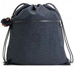 Рюкзак Kipling K09487H66 Supertaboo Essential Large Drawstring Bag