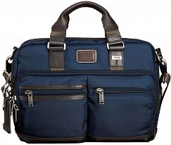 Сумка для ноутбука Tumi 222640NVY2 Alpha Bravo Andersen Slim Commuter Brief 14