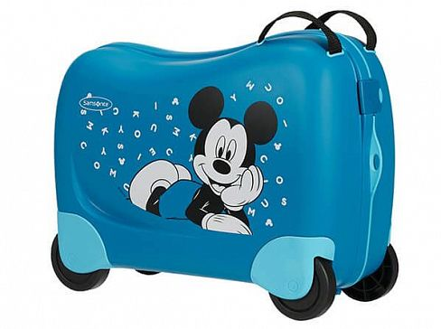 Чемодан Samsonite 43C-11001 Dream Rider Disney Suitcase