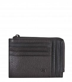Визитница Piquadro PU1243B3R/TM Black Square