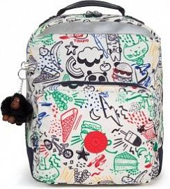 Рюкзак Kipling K1485329S Ava Printed Medium Backpack