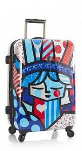 Чемодан Heys 16049 Britto Freedom M Exp