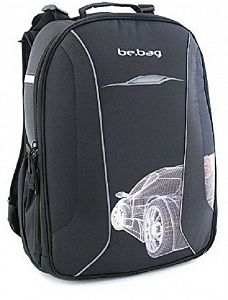 Рюкзак Herlitz 11409943 be.bag Airgo Grid Car