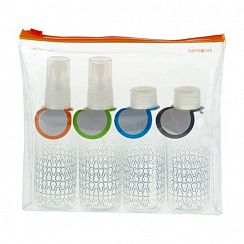 Набор дорожный Samsonite U23*503 C-O Toiletry Bottle Set