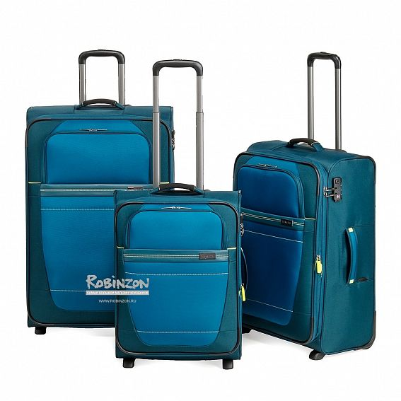 Чемодан Travelite 89408 Meteor 2w Trolley M exp