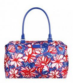 Сумка Lipault P71*002 Blooming Summer Weekend bag M