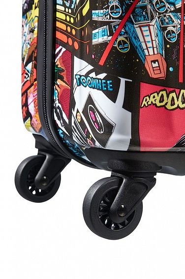 Чемодан American Tourister 22C*009 Star Wars Comics Spinner L