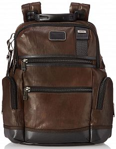 Рюкзак Tumi 92681DB2 Bravo Leather Knox Backpack