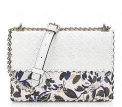 Сумка Guess HWSW6962210WHI Rayna Nature Print Crossbody Bag