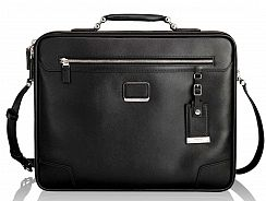 Сумка на плечо Tumi 93251D Astor Leather Mills Slim Brief