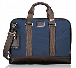 Сумка для ноутбука Tumi 222390NVY2 Alpha Bravo Andrews Slim Brief 14