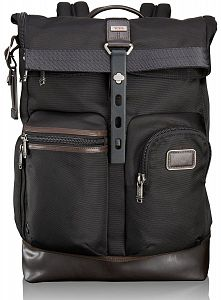 Рюкзак Tumi 222388HK2 Alpha Bravo Luke Roll Top Backpack 15