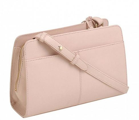 Сумка Radley 13474 Light Pink Liverpool Street Medium Zip-Top Cross Body Bag