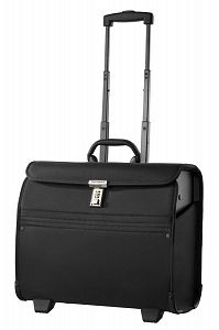 Кейс-пилот Samsonite U93*003 Transit 2 Pilot Case Cabin 15.6 / Wheels