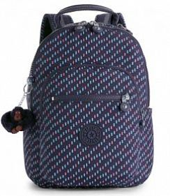 Рюкзак Kipling K1867428T Seoul Go S Large Backpack with Laptop Protection