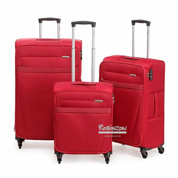 Чемодан Samsonite 76D*906 Auva Spinner L Exp