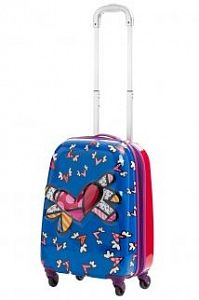 Чемодан Heys 16152 Britto Tween 3D Heart with wings