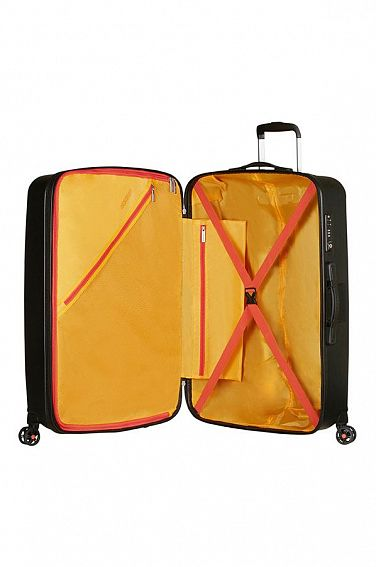 Чемодан American Tourister 18G*003 Air Force 1 Spinner 76 Exp
