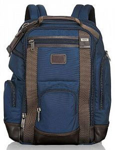 Рюкзак Tumi 222389NVY2 Alpha Bravo Shaw Deluxe Brief Pack 15