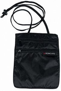 Кошелек на шею Roncato 9040 Travel Necessities Flat Wallet