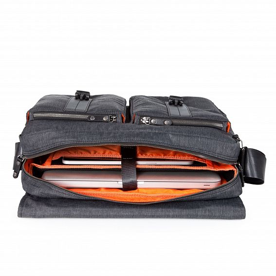 Сумка Hedgren HCAR02 Carrier Shifting Messenger Bag