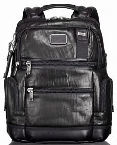 Рюкзак Tumi 92681DL2 Bravo Leather Knox Backpack