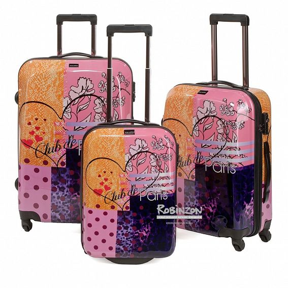 Чемодан Travelite 70539 Flux Trolley L