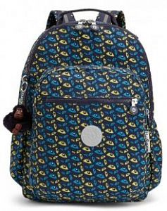 Рюкзак Kipling K2131625W Seoul Go Large Backpack with Laptop Protection