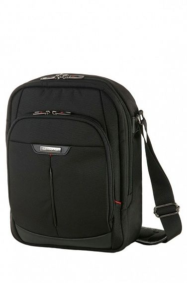 Сумка плечевая Samsonite V84*014 Pro-DLX 3 Vertical Shoulder Bag 12.1